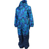 Color Kids Klement jumpsuit Kinderen blauw/petrol
